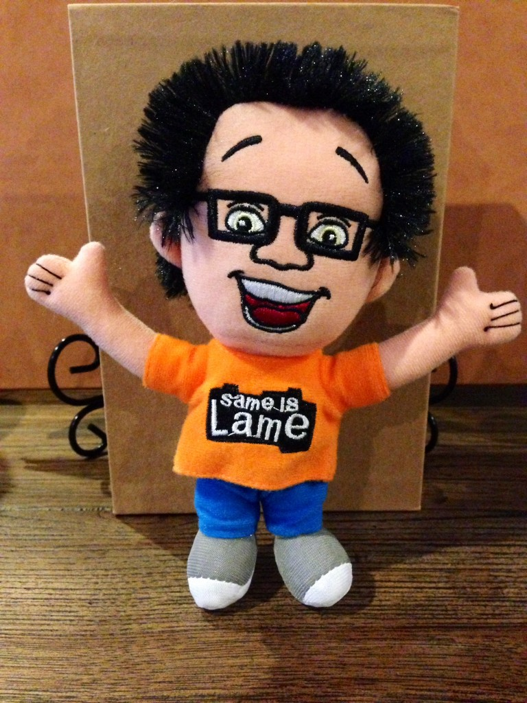 Little Jimmy Plush Doll